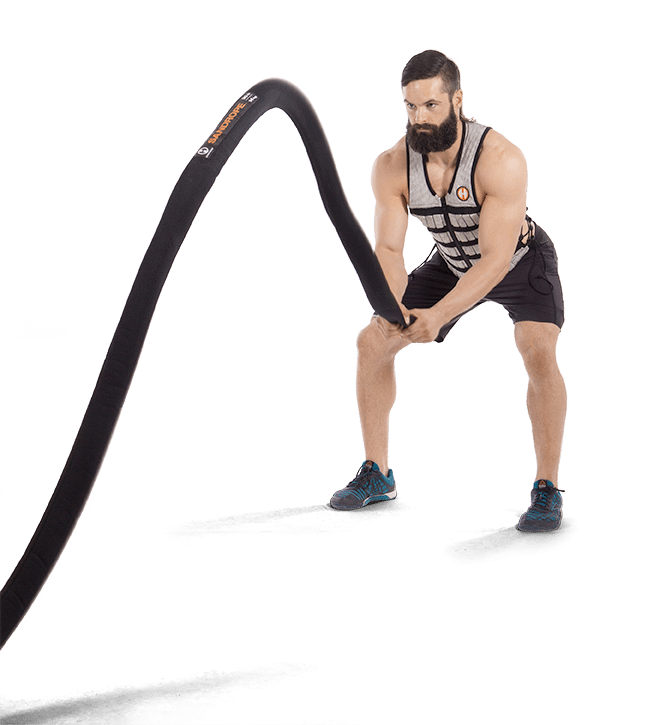 Sandrope Dynamic Battle Rope