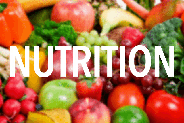 Nutrition fruits and vegetables picture
