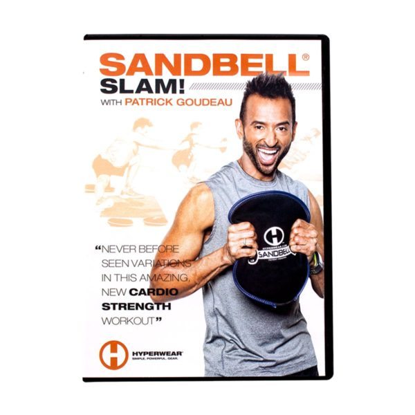 Sand Bag Training DVD