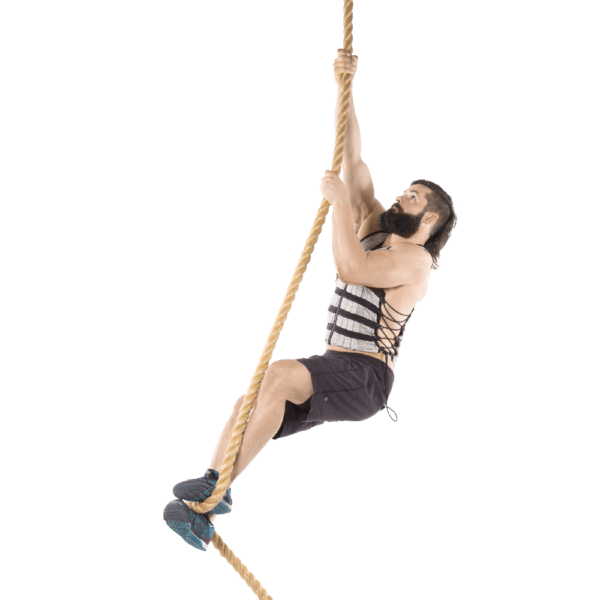 Weight Vest Rope Climb