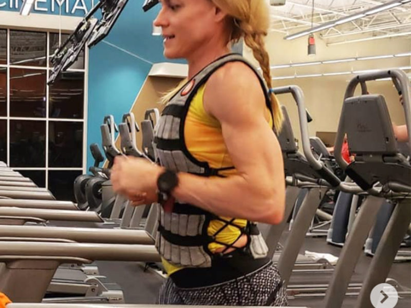 HYPER VEST PRO WEIGHT VEST endurance training